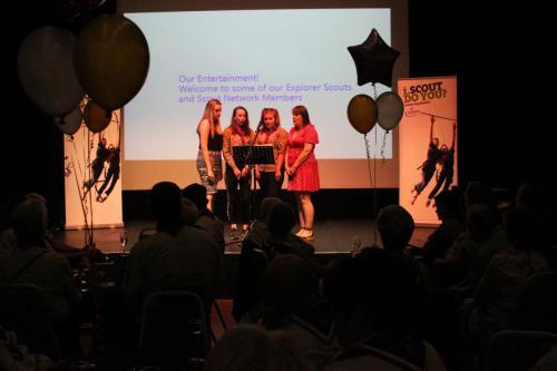 District Long Service Awards Evening
