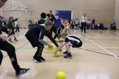 Cubs Dodgeball Competition 2018